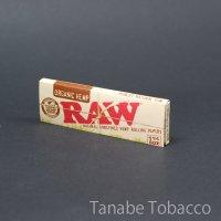 RAW(ロウ)オーガニック 1+1/4  76mm×44mm 50枚