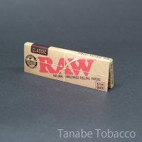 RAW(ロウ)クラシック 1+1/4  76mm×44mm 50枚
