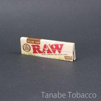 RAW(ロウ)オーガニック・シングル  70mm×36mm 50枚