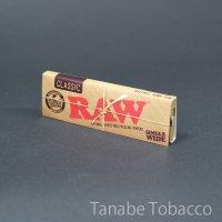 RAW(ロウ)クラシック・シングル  70mm×36mm 50枚