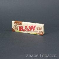 RAW(ロウ)オーガニック・シングル・カットコーナー  70mm×36mm 50枚