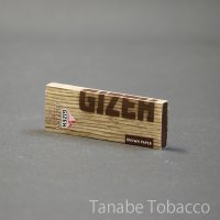 ギゼ(GIZEH)ブラウンペーパー 68mm×35.8mm 50枚