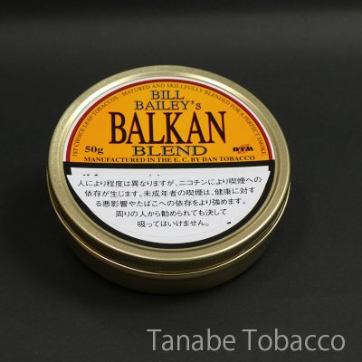画像1: ダンタバコ・バルカンブレンド(パイプ煙草・50g・缶)